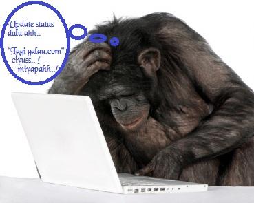 monyet-komputer